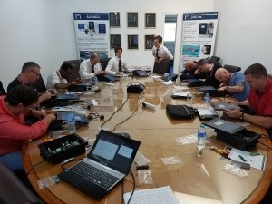 Pi holds Distributor Training at their offices