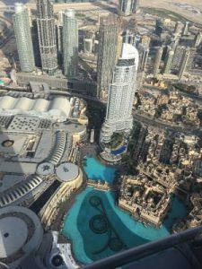 Burj Khalifa Dubai Trip