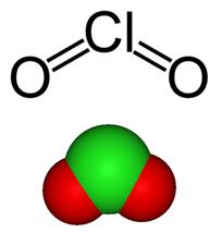 Chlorine Dioxide Formula
