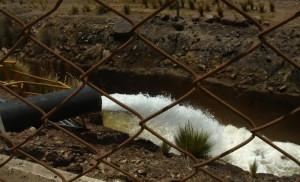 Wastewater Effluent Outlet